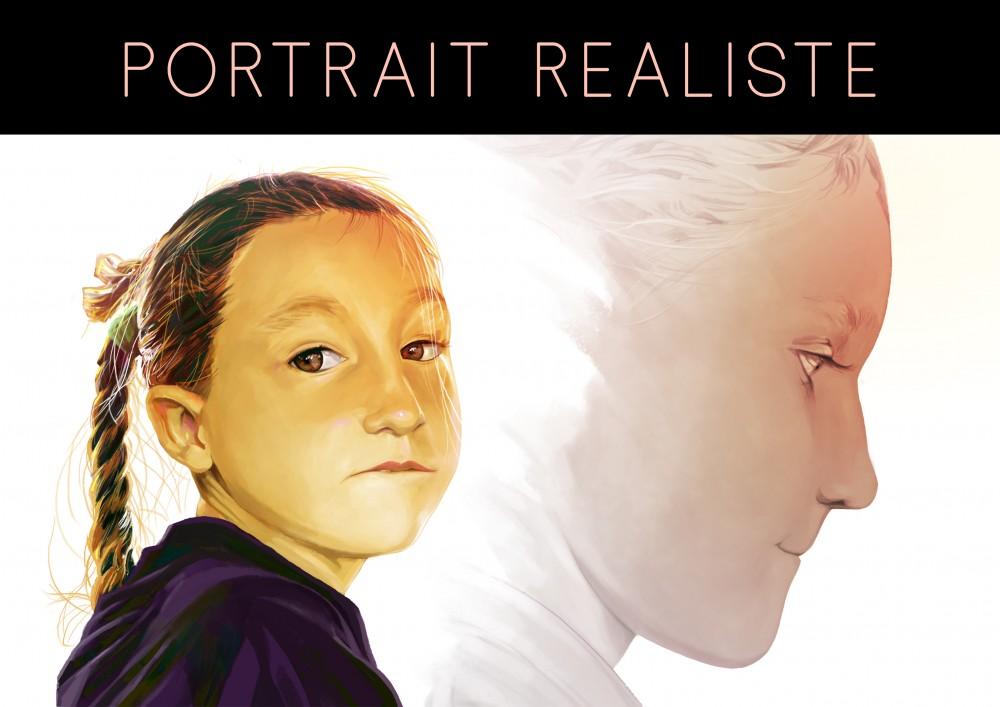 portrait realiste